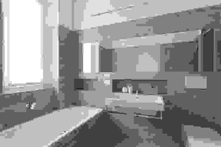 Modern Bathroom by Luigi Brenna Architetto Modern