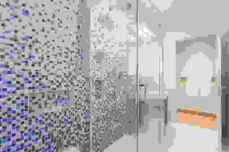 Bagni In Mosaico Moderni.Mosaico Bagno Idee Rivestimenti Doccia Moderna