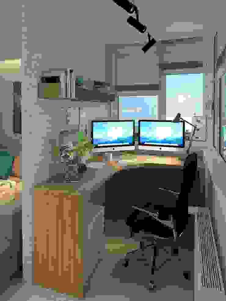 ДизайнМастер Modern Study Room and Home Office