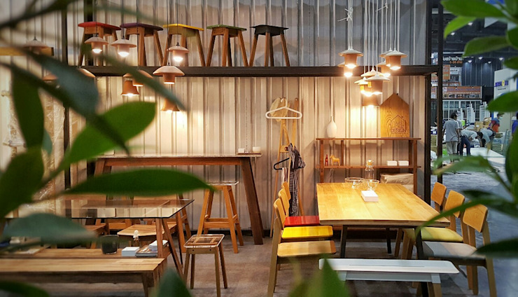 Take Home Design: modern  by EMOH Modern Furniture Store HK, Modern Wood Wood effect