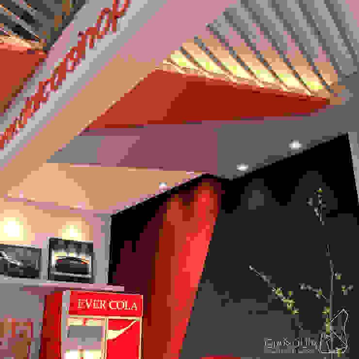 Rafaela Dal'Maso Arquitetura Commercial Spaces