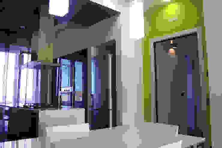 Officina design ห้องครัว Green