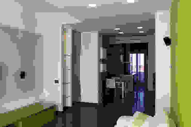 Officina design ห้องนั่งเล่น Green
