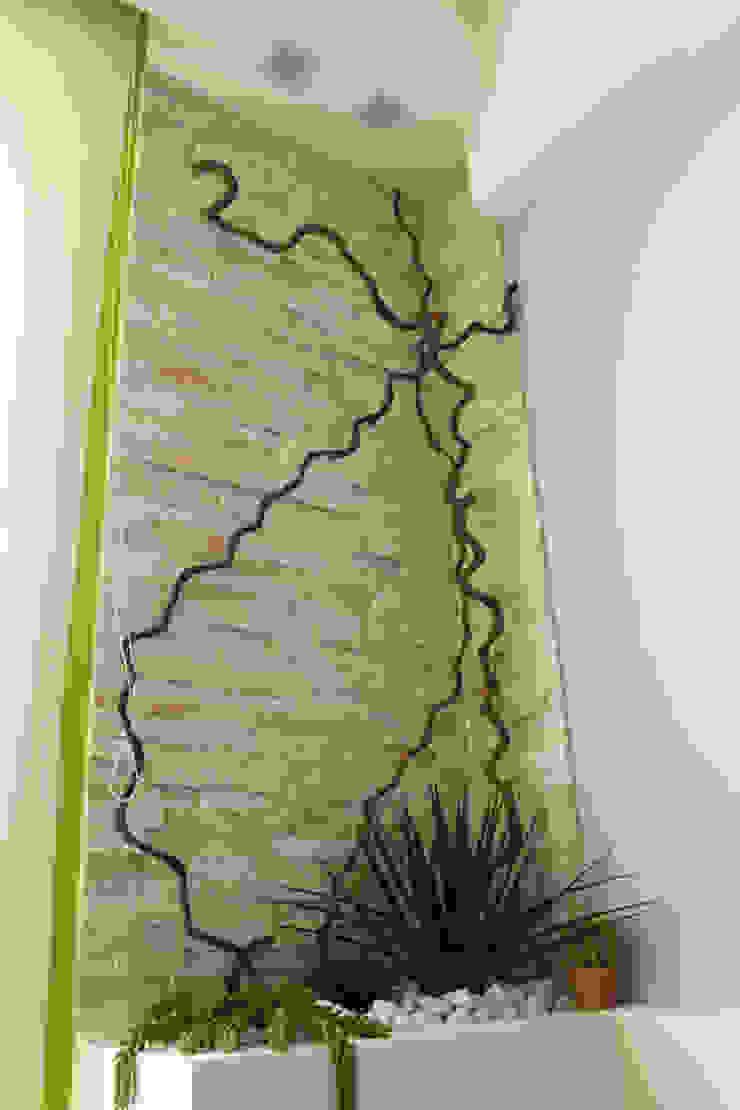Officina design Modern Living Room Stone Green