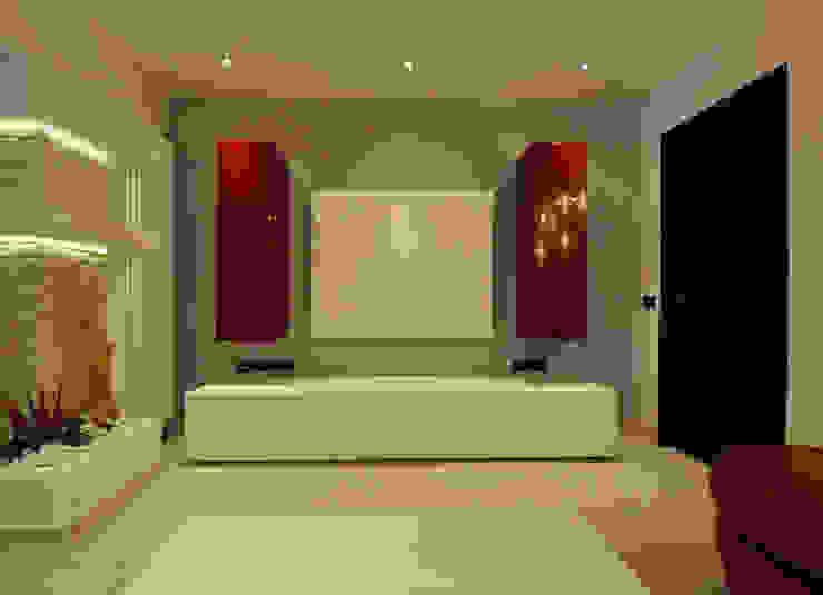Love My Home Officina design SoggiornoSupporti TV & Pareti Attrezzate Bianco