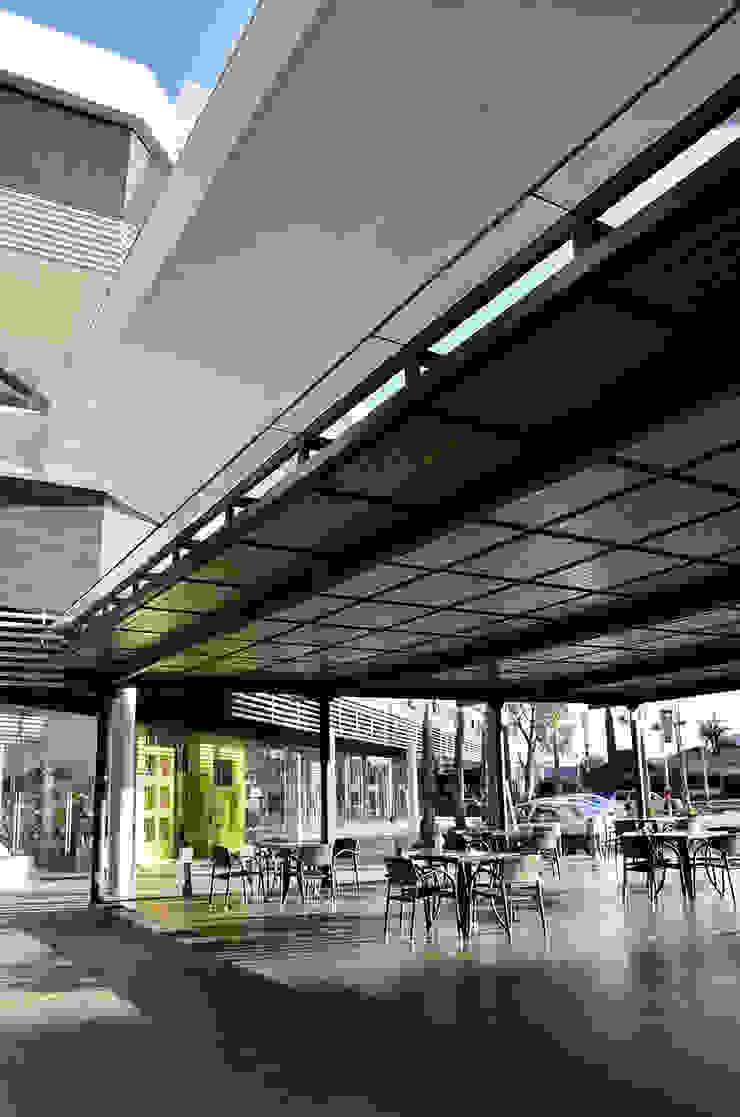 PLAZA ARCOS CAMPESTRE / GRUPO SPAZIO de Oscar Hernández - Fotografía de Arquitectura
