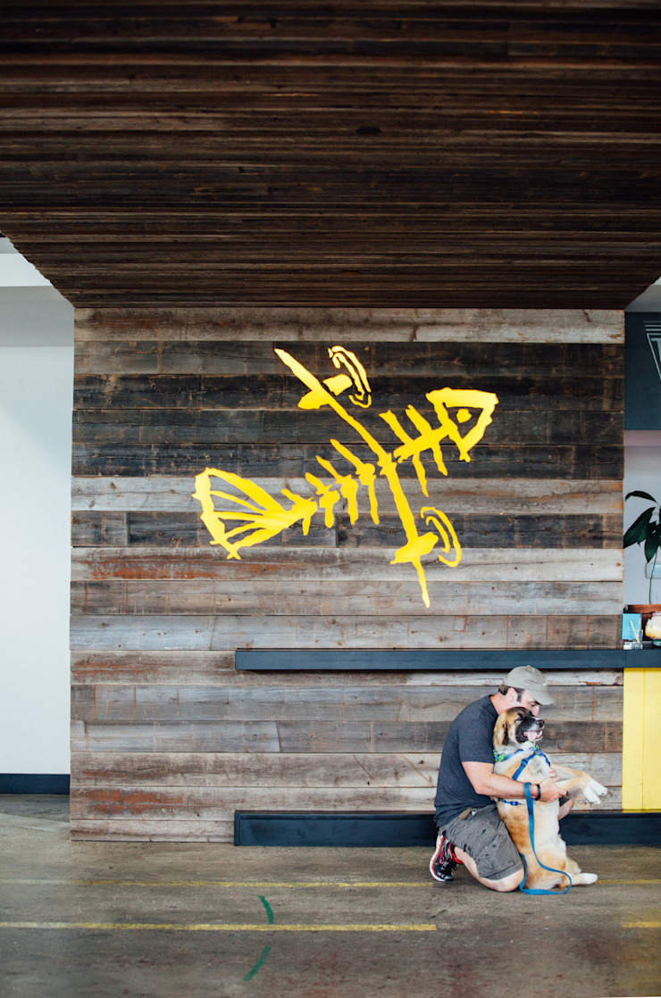 Flying Fish Brewing Co. by Moto Designshop Industrial