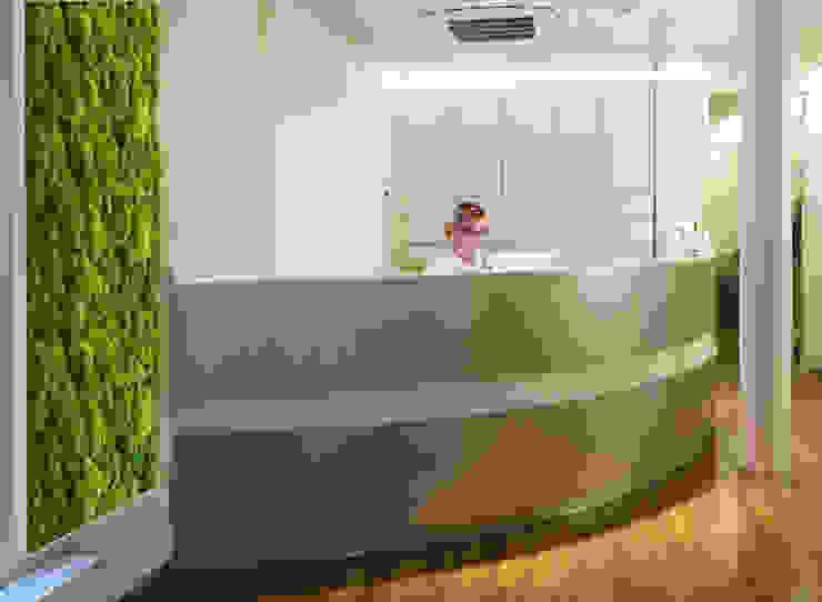 Vorstellung unserer Produkte: Pflanzen- und Moosbilder von styleGREEN Moderne Arbeitszimmer von FlowerArt GmbH | styleGREEN Modern