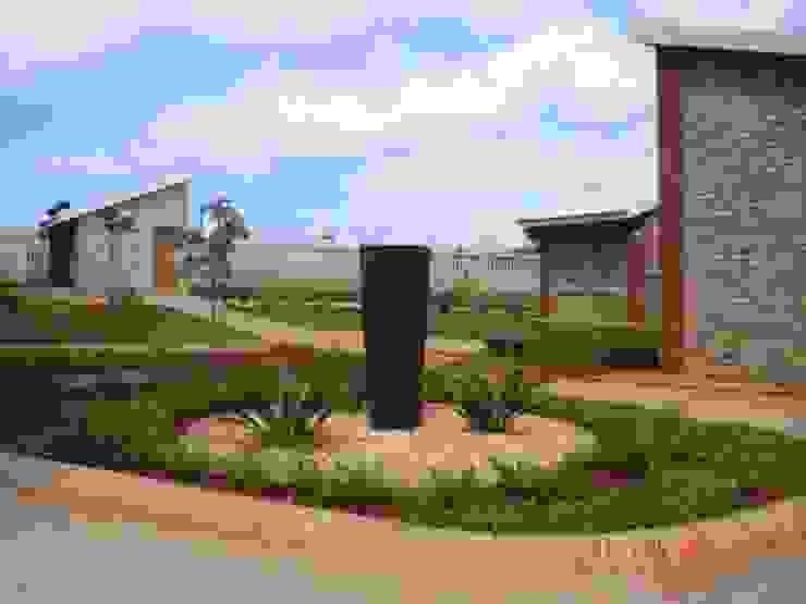 Community Clinic Landscaping by Mohlolo Landscape Architects