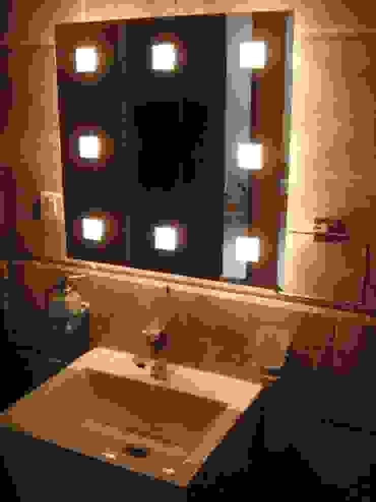 Customized Glass LED Work: modern  by Innovate Interiors & Fabricators,Modern