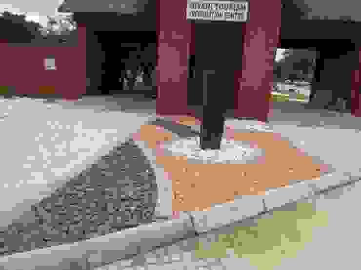 Giyani Tourism Information Centre by Mohlolo Landscape Architects