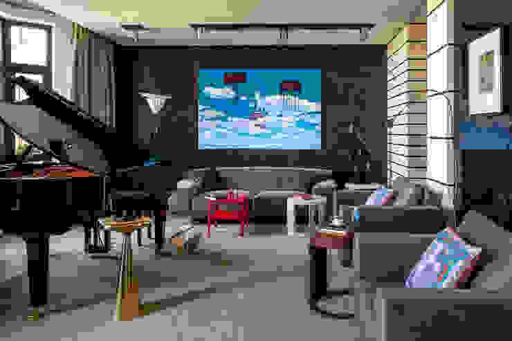Гостиная Гостиные в эклектичном стиле от МАРИНА БУСЕЛ интерьерный дизайн Эклектичный