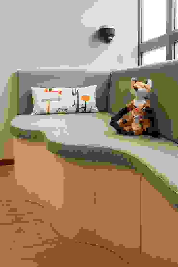 kindvriendelijk interieur voor het MDCK Moderne gezondheidscentra van All-In Living Modern
