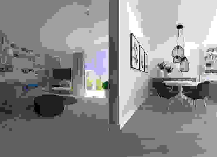 Projekt Kolektyw Sp. z o.o. Living room