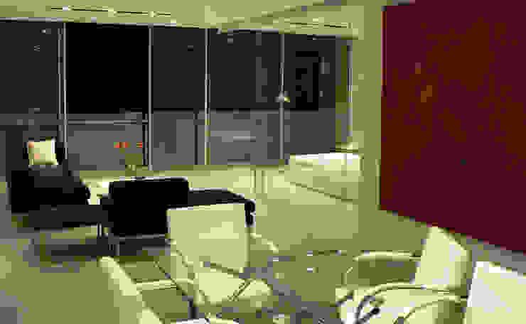 Vistas Comedores modernos de Arquitectos M253 Moderno