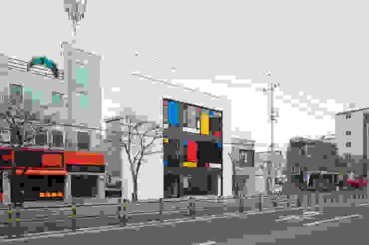 대명동 706근생 by DA건축사사무소(Architects DA)