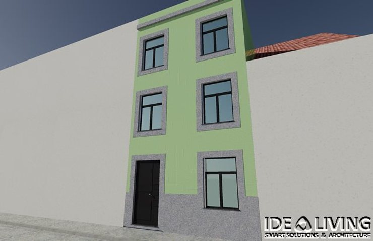 Classic style houses by Idealiving Classic