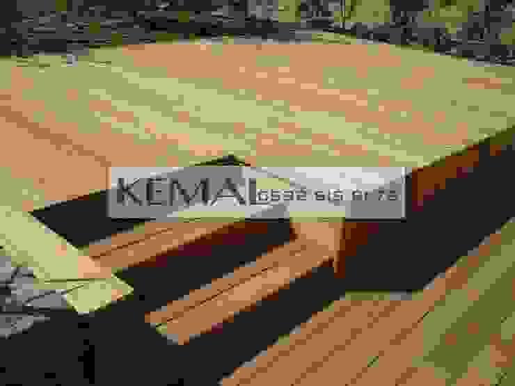 de konutahsap Clásico Madera Acabado en madera