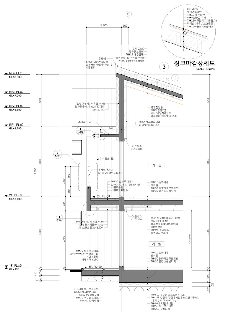 de 건축사사무소 카안 |Architect firm KAAN Moderno