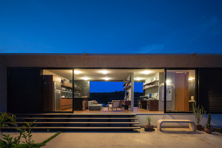 Maisons modernes par Joana França Moderne