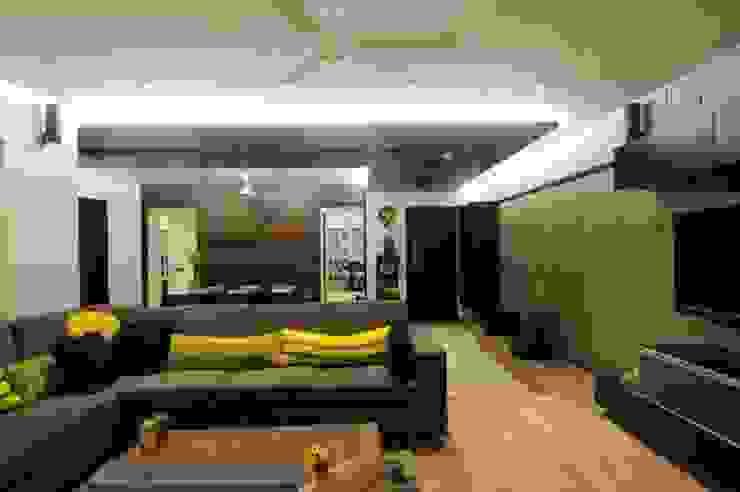 2BHK renovated : modern  by ShreeJi Interior,Modern