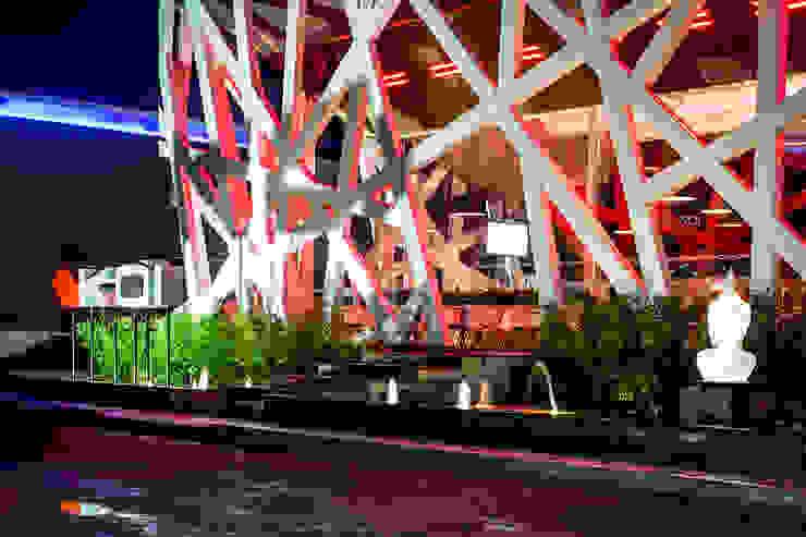 KOI / GRUPO SPAZIO de Oscar Hernández - Fotografía de Arquitectura