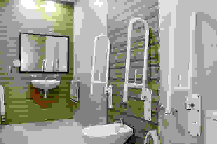 Mohedano Estudio de Arquitectura S.L.P. Salle de bain moderne