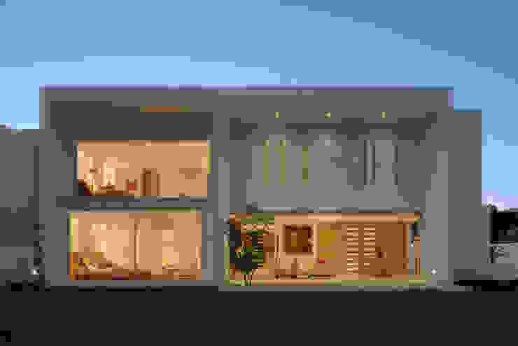 Fotografía: Mito covarrubias: Casas de estilo  por Agraz Arquitectos S.C.