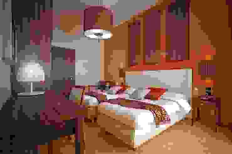 غرفة نوم تنفيذ Pasquale De Angelis,