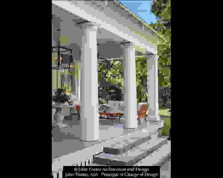 Klassischer Balkon, Veranda & Terrasse von John Toates Architecture and Design Klassisch