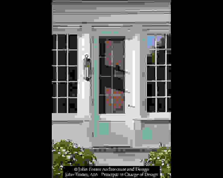 Klassische Häuser von John Toates Architecture and Design Klassisch