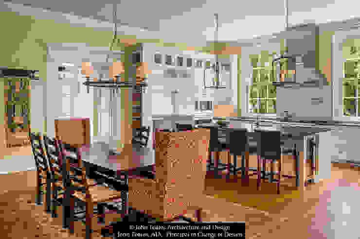 Klassische Küchen von John Toates Architecture and Design Klassisch