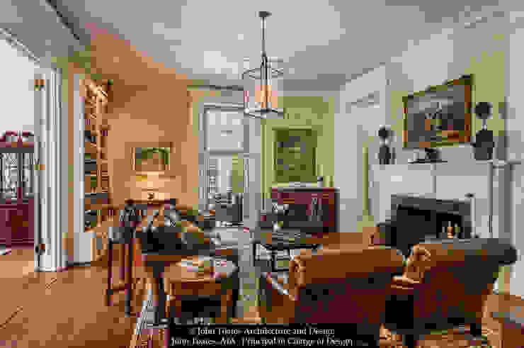 Klassische Wohnzimmer von John Toates Architecture and Design Klassisch
