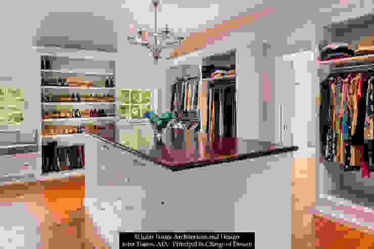 Klassische Ankleidezimmer von John Toates Architecture and Design Klassisch