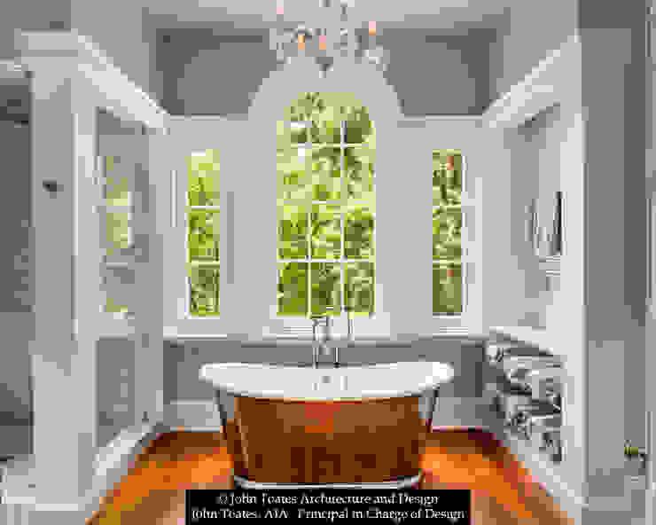 Klassische Badezimmer von John Toates Architecture and Design Klassisch