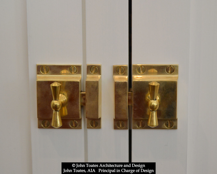 Cabinet Hardware by John Toates Architecture and Design Classic