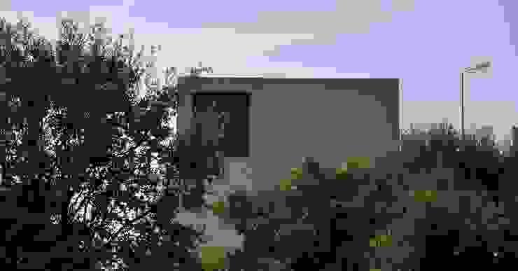 Moradia Unifamiliar Casas modernas por Atelier fernando alves arquitecto l.da Moderno