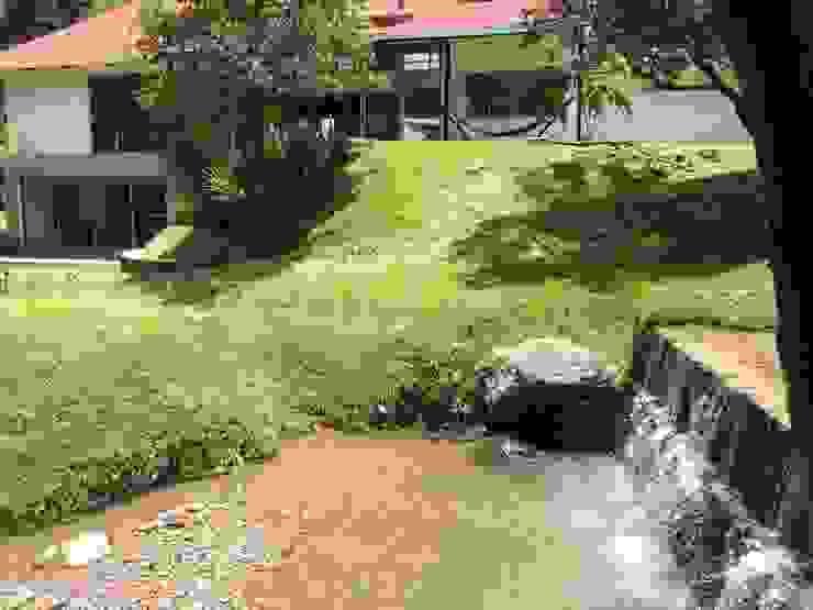 CESAR MONCADA SALAZAR (L2M ARQUITECTOS S DE RL DE CV) Garden Pond