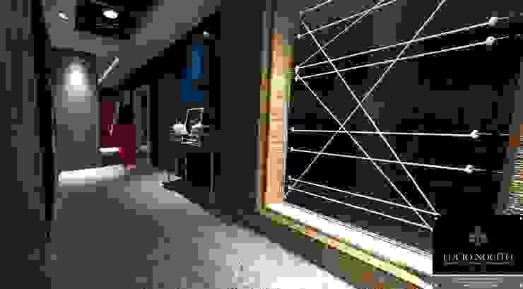 Modern gym by Lucio Nocito Arquitetura e Design de Interiores Modern Bricks