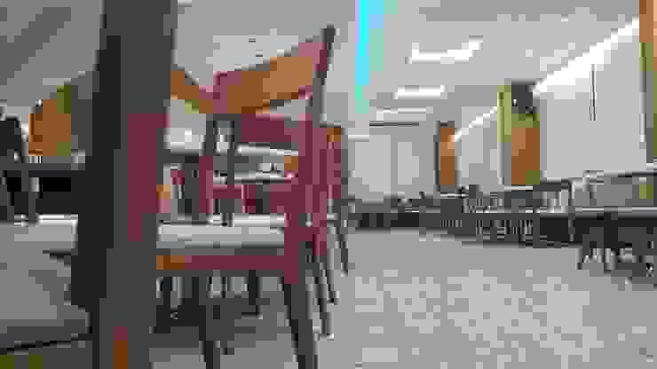 Modern walls & floors by Lucio Nocito Arquitetura e Design de Interiores Modern Concrete