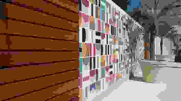 Modern pool by Lucio Nocito Arquitetura e Design de Interiores Modern Ceramic