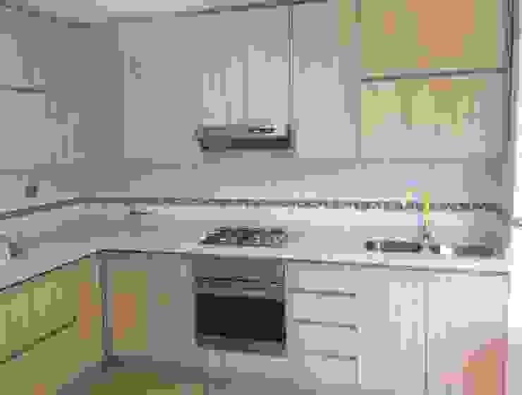 N.Muebles Diseños Limitada Minimalist kitchen Chipboard