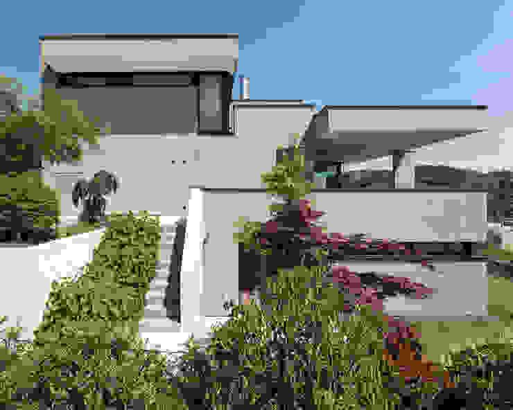 meier architekten zürich Maisons modernes Beige