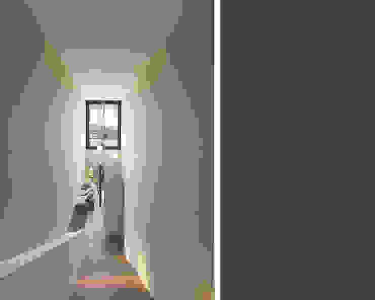 meier architekten zürich Couloir, entrée, escaliers modernes