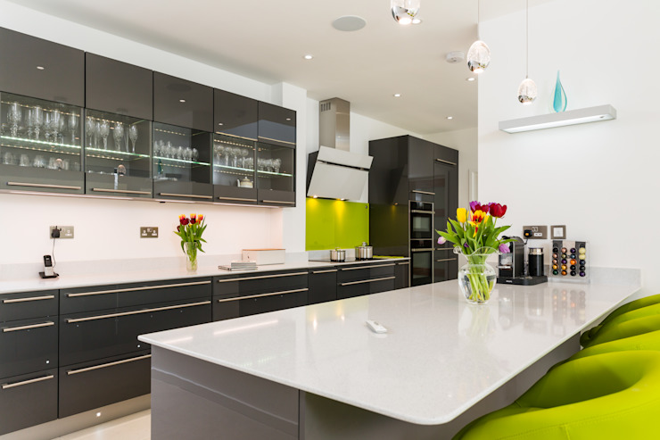 مطبخ تنفيذ Eco German Kitchens,