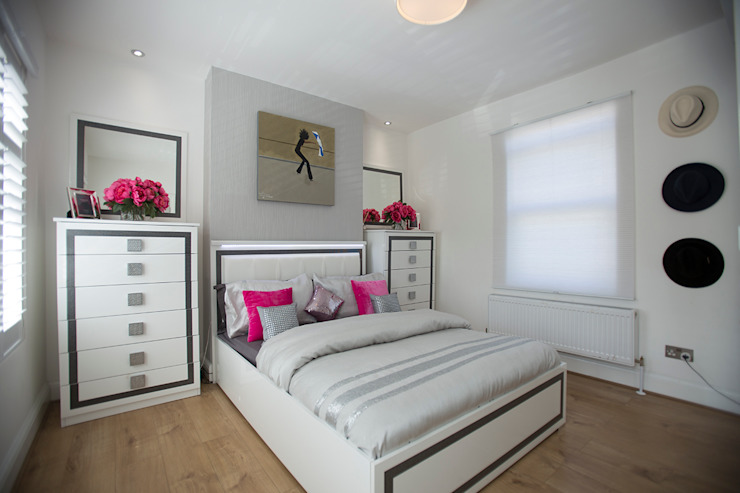 Bedroom After by Millennium Interior Designers