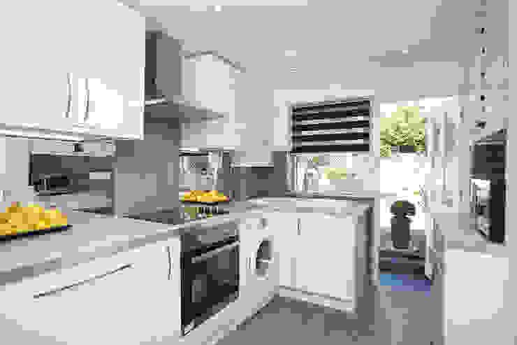 Kitchen After by Millennium Interior Designers