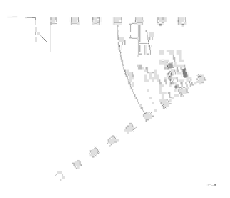 Sonora Grill Reforma Bares y clubs de estilo moderno de PASQUINEL Studio Moderno