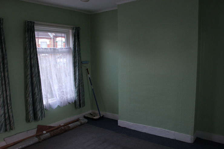 Bedroom Before by Millennium Interior Designers