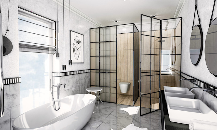 Bathroom by Formea Studio